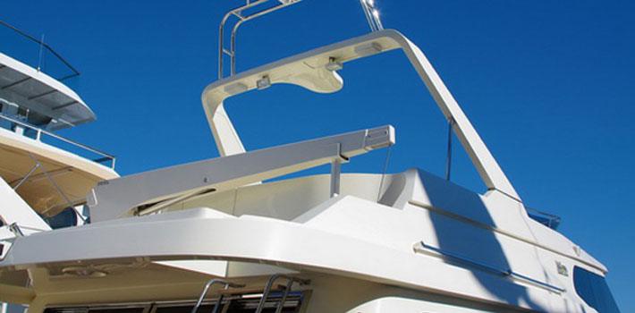 62ft pilothouse