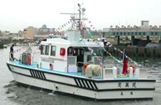patrol boat *Discontinued 55GT