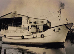 In 1971 Shing Sheng Fa (SSF) had already manufactured and delivered nine 100 feet fishing trawlers